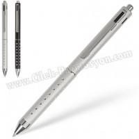 Ucuz Promosyon 3 Fonksiyonlu Akıllı Metal Kalem GKF7121