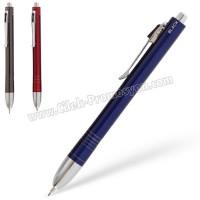 Ucuz Promosyon 4 Fonksiyonlu Akıllı Metal Kalem AKL18021