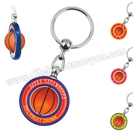 Ucuz Promosyon Basketbol Toplu Anahtarlık GA1310-B