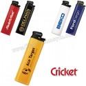 Toptan Ucuz Promosyon Cricket Çakmak - Taşlı Sibopsuz ACK5286-T