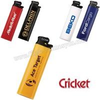 Ucuz Promosyon Cricket Çakmak - Taşlı Sibopsuz ACK5286-T