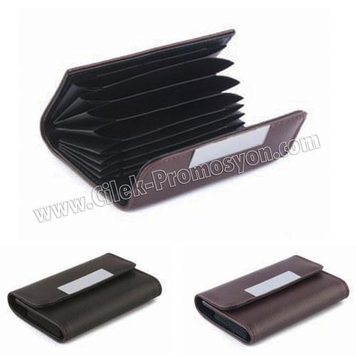 Ucuz Promosyon Deri Kredi Kartlık Kartvizitlik AK23001