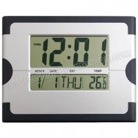 Ucuz Promosyon Dijital Duvar Saati Takvim ve Termometreli GDS793