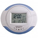 Toptan Ucuz Promosyon Dijital Duvar Saati Takvim ve Termometreli GDS795