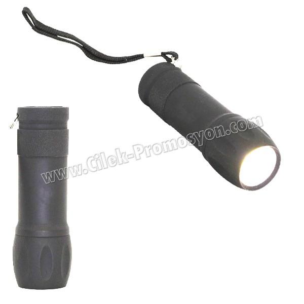 Ucuz Promosyon El Feneri - Rubber Kaplama ACF7080