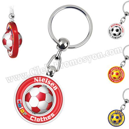 Ucuz Promosyon Futbol Toplu Anahtarlık GA1310-F