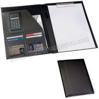 Ucuz Promosyon Sekreter Bloknot A4 - Hesap Makineli Toplantı Bloknotu ACB8237-A4