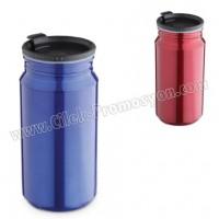 Kulpsuz Bardak - Kupa - Mug 500 mL - Metal GTM16-5 - Ücretsiz Baskı ve Ücretsiz Kargo