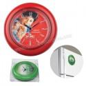 Toptan Ucuz Promosyon Magnetli Buzdolabı Saati ABS781