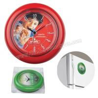Ucuz Promosyon Magnetli Buzdolabı Saati ABS781