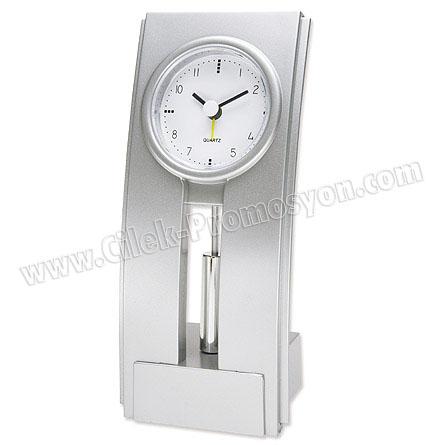 Ucuz Promosyon Masa Saati Sarkaçlı GMS222