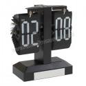 Toptan Ucuz Promosyon Masa Saati Yaprak Mekanizmalı AS20573
