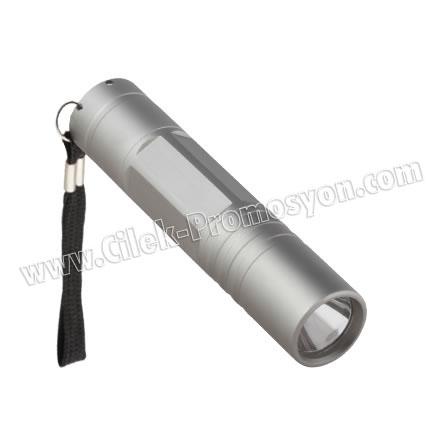 Ucuz Promosyon Metal El Feneri Led Işıklı GC2055