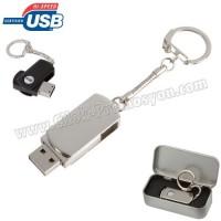 Ucuz Promosyon Metal Flash Bellek 16 GB - Anahtarlıklı AFB3305-16
