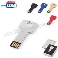Ucuz Promosyon Metal Flash Bellek 8 GB - Anahtar Formunda AFB3271-8