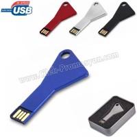 Ucuz Promosyon Metal Flash Bellek 8 GB - Anahtar Formunda AFB3273-8
