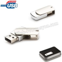 Ucuz Promosyon Metal Flash Bellek 8 GB AFB3270-8