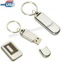 Toptan Ucuz Promosyon Metal Flash Bellek 8 GB - Anahtarlıklı AFB3309-8