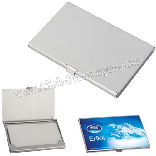 Ucuz Promosyon Metal Kartvizitlik AK23010