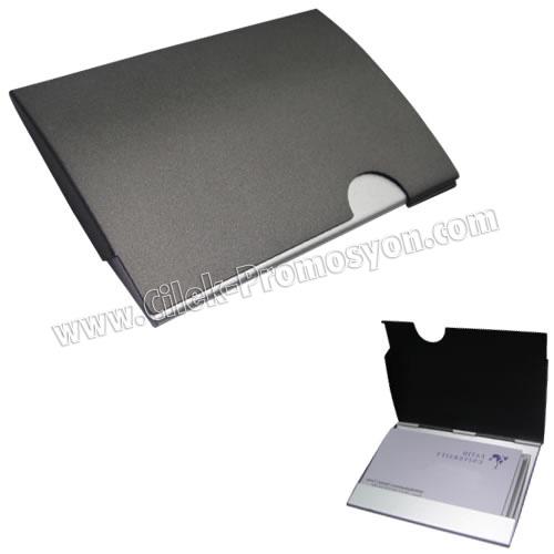 Ucuz Promosyon Metal Kartvizitlik AK23022