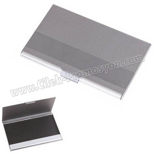 Ucuz Promosyon Metal Kartvizitlik AK23054