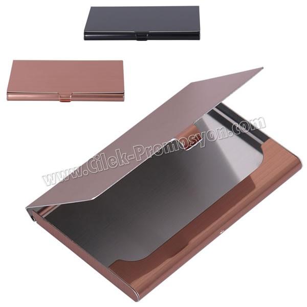 Ucuz Promosyon Metal Kartvizitlik AK23059