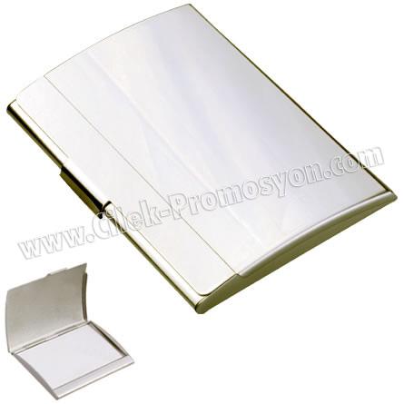 Ucuz Promosyon Metal Kartvizitlik GKV826