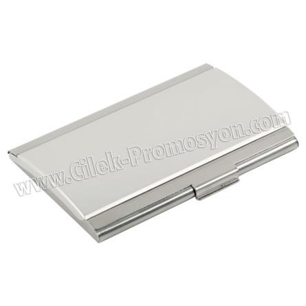 Ucuz Promosyon Metal Kartvizitlik GKV836