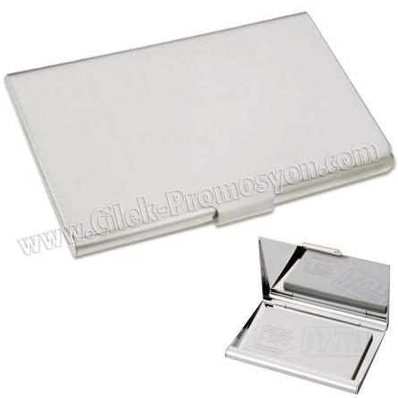 Ucuz Promosyon Metal Kartvizitlik GKV855-G