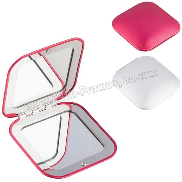 Metal Cep Aynası Büyüteçli AAM10126 - Ücretsiz Baskı ve Ücretsiz Kargo