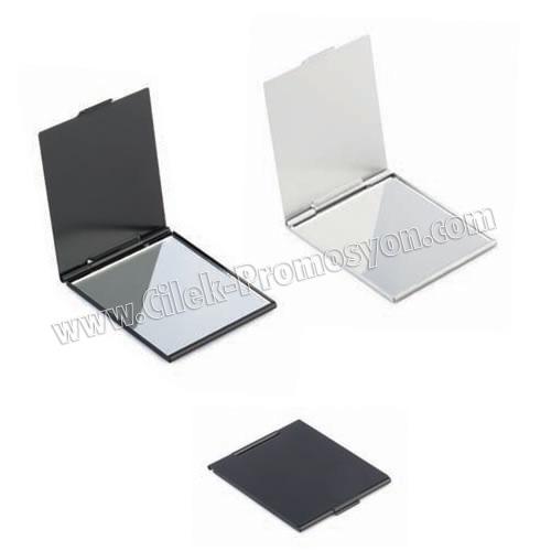 Metal Çanta Aynası ABU908-K - Ücretsiz Baskı ve Ücretsiz Kargo