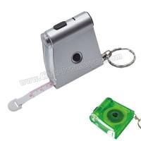 Ucuz Promosyon Mezura 1 Metre - Fenerli - Otomatik & Anahtarlıklı AM1664