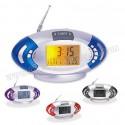 Toptan Ucuz Promosyon Mini Radyo Termometreli ve Takvimli GRD130