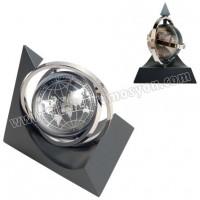 Ucuz Promosyon Özel Tasarım Metal Masa Saati GMS229
