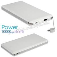 Ucuz Promosyon PowerBank 10000 mAh + Android & iPhone APB3783