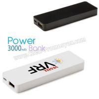 Promosyon Powerbank 3000 mAh APB3758 - Ücretsiz Baskı ve Ücretsiz Kargo