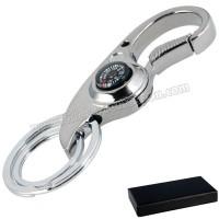 Ucuz Promosyon Pusulalı Anahtarlık Metal AA1690