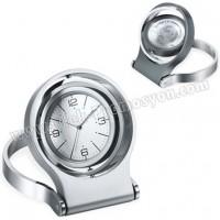 Ucuz Promosyon Resim Çerçeveli Metal Masa Saati GMS246