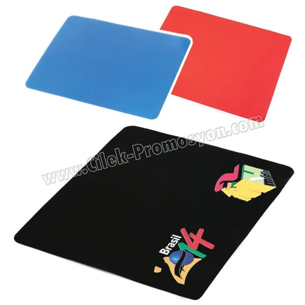 Ucuz Promosyon Silikon Mouse Pad - Kare ABA4120