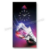 Ucuz Promosyon Tasarım Duvar Saati 25x50 Cm AS20132-D
