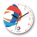 Toptan Ucuz Promosyon Tasarım Duvar Saati 35 Cm AS20131-Y