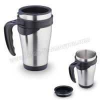 Ucuz Promosyon Termos Bardak - Kupa - Mug 420 mL - Metal ATM21010