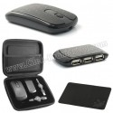Toptan Ucuz Promosyon Usb Çoğaltıcı Mouse Seti GBA3132