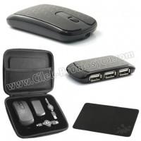 Ucuz Promosyon Usb Çoğaltıcı Mouse Seti GBA3132