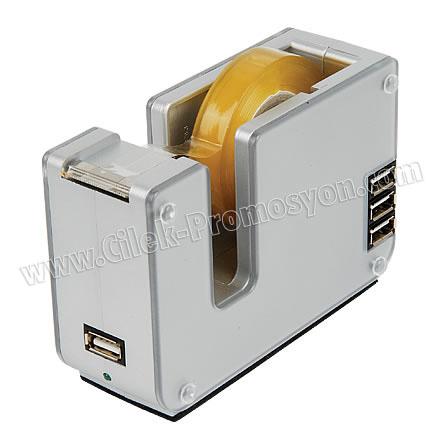 Ucuz Promosyon Usb Çoğaltıcılı Bant Makinesi GBA3103
