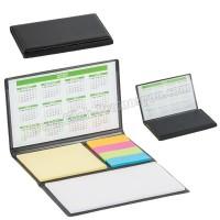 Ucuz Promosyon Yapışkan Notluk Seti 5 Renk Takvimli ve Notluklu AMG13206