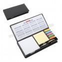 Toptan Ucuz Promosyon Yapışkan Notluk Seti 6 Renk Takvimli ve Notluklu AMG13209